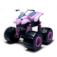 Квадроцикл-трансформер Гебби (Вспыш и чудо-машинки)