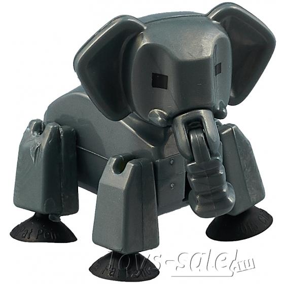 Стикбот животные Сафари Слон Stikbot