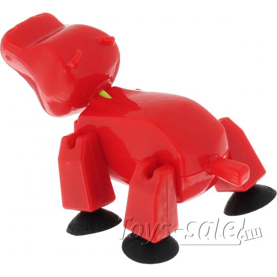 Стикбот фигурка животные сафари Бегемот Stikbot