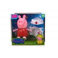 Большая Свинка Пеппа доктор