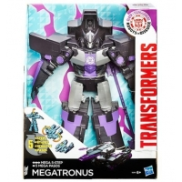Трансформер Hasbro Transformers Мегатронус. Mega 5-Step (Роботы под прикрытием) B2500