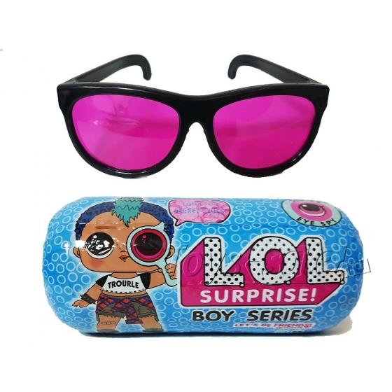 Кукла сюрприз в капсуле Boy Series LOL Surprise
