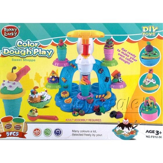 Игровой набор «Funny-Lucky» Готовим мороженое