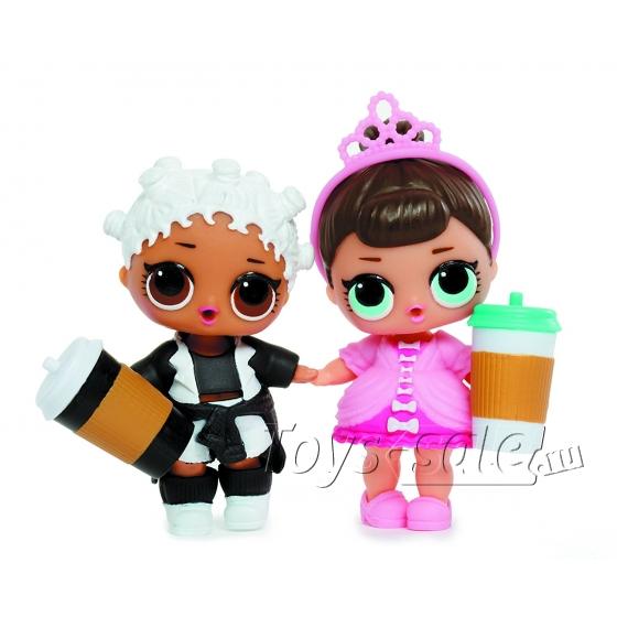 Кукла-сюрприз LOL в шарике серия 5