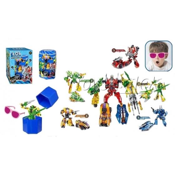 Серия Робот Лол сюрприз в капсуле (LOL Surprise Robots Series)