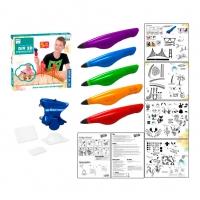 Набор для рисования в 3D (5 картриджей) LM222-6