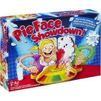 Игра пирог в лицо для двоих (Pie Face Showdown)