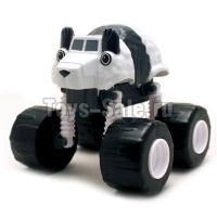 Машинка-трансформер Панда (Вспыш и чудо-машинки)