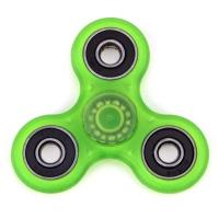 Спиннер Зеленый (три лопасти) - полупрозрачный