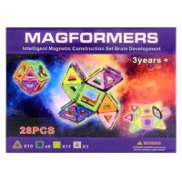 Магнитный конструктор MAGFORMERS 28 деталей