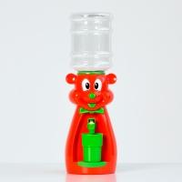 Мини кулер для воды и сока Мышка Красная