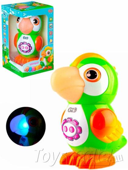 """Развивающая игрушка """"Умный попугай"""""""