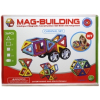 Магнитный конструктор Mag-Building 36 деталей