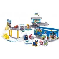 Набор игрушек Щенячий Патруль - Полицейская станция
