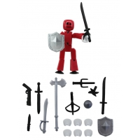 Стикбот (Stikbot) средневековое вооружение
