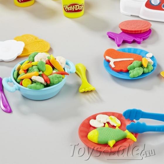 Игровой набор «Play-Doh» Кухонная плита