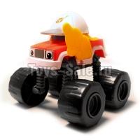 Машинка-трансформер Джо (Вспыш и чудо-машинки)