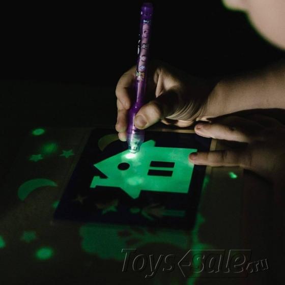 """Набор для рисования """"Рисуй светом"""" (формат А4)"""