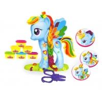 Большой набор для творчества «Play-Toy» - Пони Blue