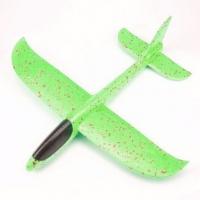 Большой Самолет - Планер 46 см Зеленый