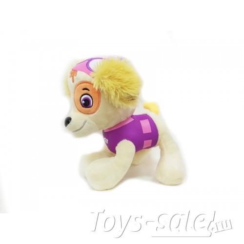 Мягкая игрушка Скай Щенячий патруль 40 см.