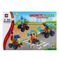 Магнитный конструктор Magical Magnet 32 детали