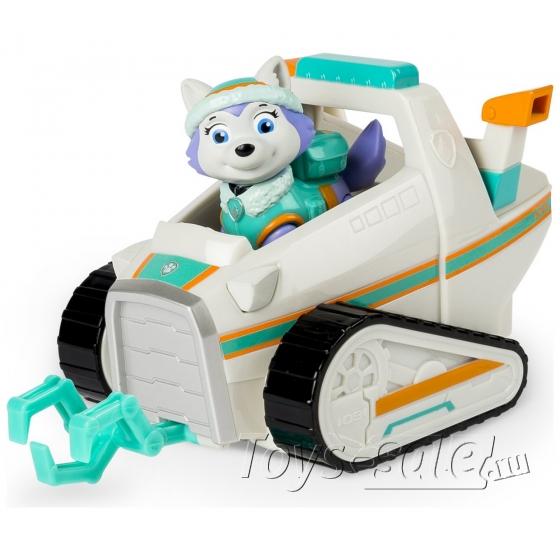 Набор игрушек Щенячий патруль (Paw Patrol) - 8 героев с машинками Премиум