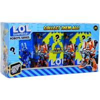 Комплект Серия Робот Лол сюрприз в капсуле 3 шт (LOL Surprise Robots Series)