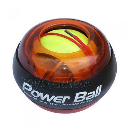 Кистевой тренажер гироскопический Power Ball светящийся