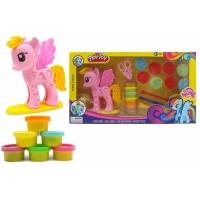 Большой набор для творчества «Play-Toy» - Пони Pink