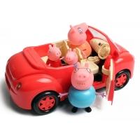 Игровой набор «Свинка Пеппа едет на пикник»