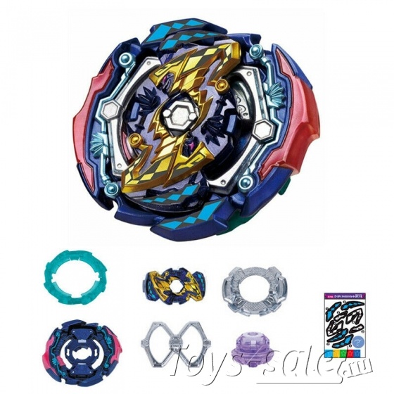 Волчок Бейблэйд Бурст Карающий Джокер (Beyblade Burst Judgement Joker) B-142