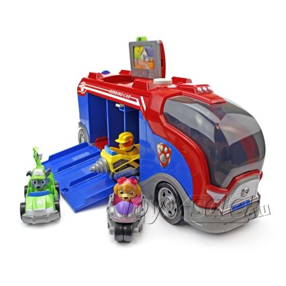 Щенячий патруль Автобус спасателей