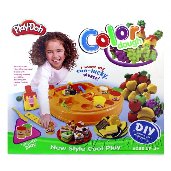 Большой набор для творчества «Play-Doh» - Кондитерский набор
