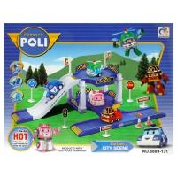 Игровой набор Робокар Поли - Парковка
