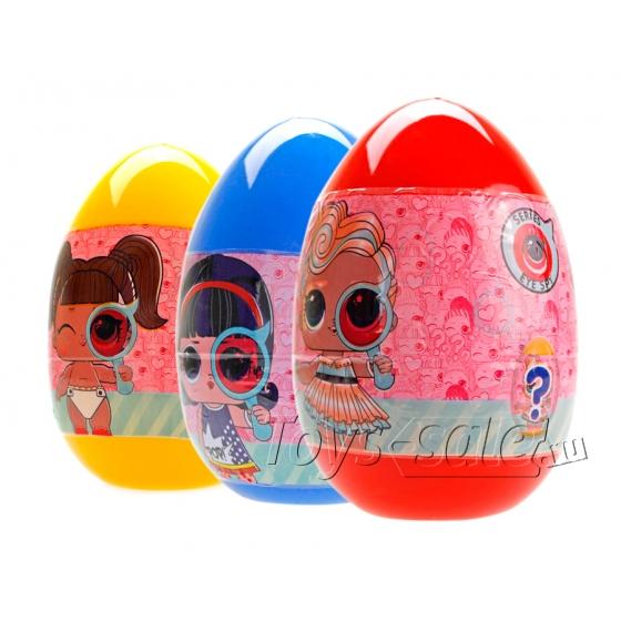 Набор из 3 яиц-сюрпризов LOL Surprise