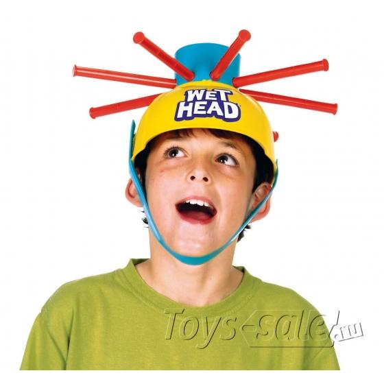 Настольная игра Wet Head (Мокрая голова)