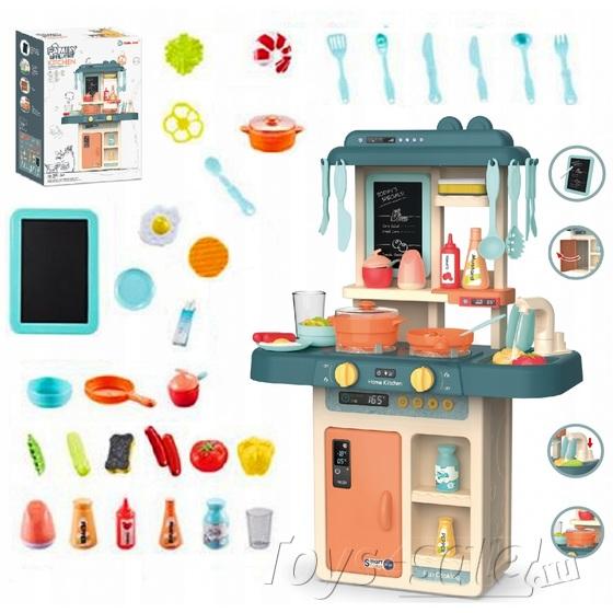"""Детская Кухня """"Home Kitchen"""" 36 Аксессуаров"""