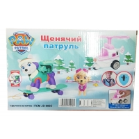 Набор игрушек Щенячий патруль - Эверест на скейте и Скай на вертолете