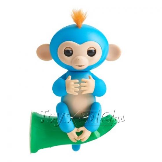 Интерактивная обезьянка Fingerlings Monkey Борис