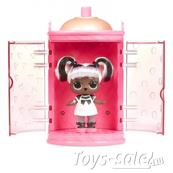 Кукла-сюрприз LOL Surprise в капсуле - Hairgoals
