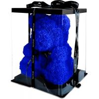 Медведь из Синих Роз 40 см