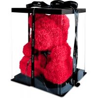 Медведь из Красных Роз 40 см