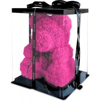 Медведь из Розовых Роз 40 см