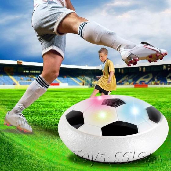 Мяч Hover Ball - домашний аэрофутбол