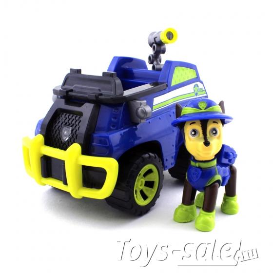Щенячий патруль - Чейз и полицейская машинка
