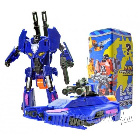 Комплект Серия Робот Лол сюрприз в капсуле 6 шт (LOL Surprise Robots Series)
