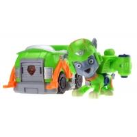 """Набор игрушек Щенячий патруль """"Воздушные Спасатели"""" - 6 героев с машинками и рюкзаками трансформерами"""
