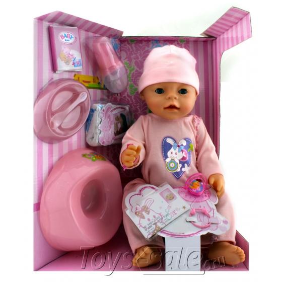 Baby Love интерактивная кукла