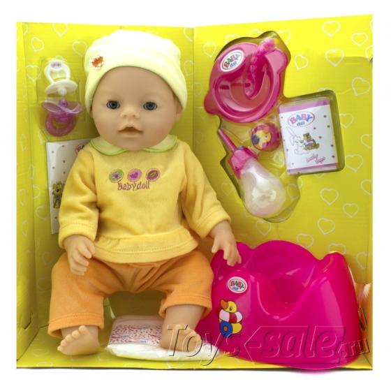 Baby Doll интерактивная кукла